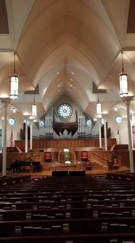 Beautiful sanctuary