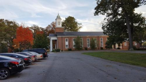 Boggs Chapel