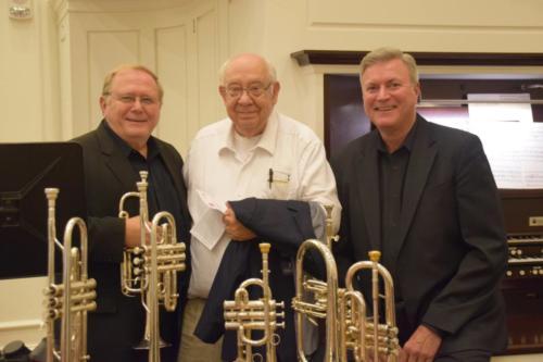 Chuck, Steve Cooksey, Randall
