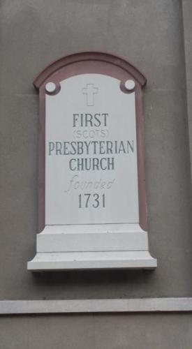 First Scots 1731
