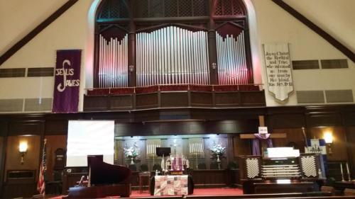 First Presbyterian, Jacksonville, 2019