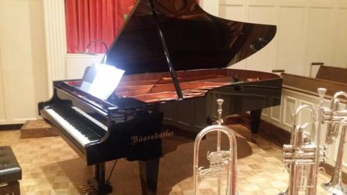 What a piano!